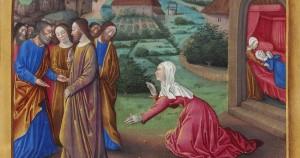 Canaanite Woman - Tres Heures