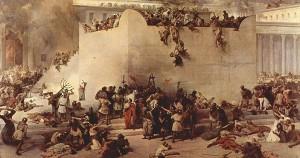 Desturction of the Temple