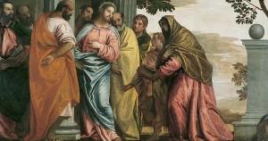 James John mother Jesus