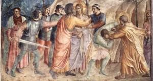 Arrest of Jesus - Fra Angelico