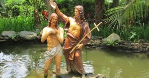Baptism of Jesus by John the Baptist