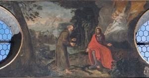Temptation of Christ - Michael Angelo Immenraet
