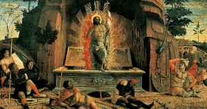Resurrection Mantegna
