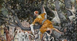 Zacchaeus- Tissot