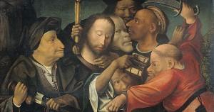 Arrest of Jesus Bosch