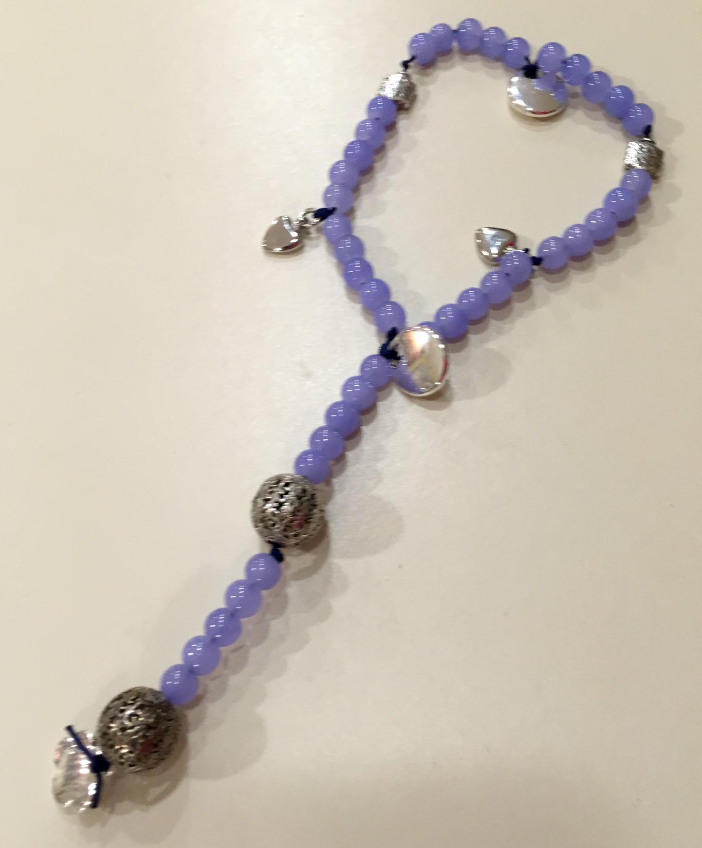 Lent beads
