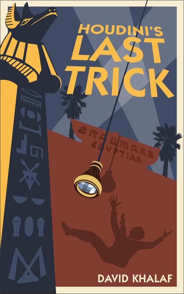 Revamp Houdini Last Trick Cover Amazon Redo