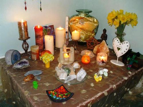 ritual tools magical tools