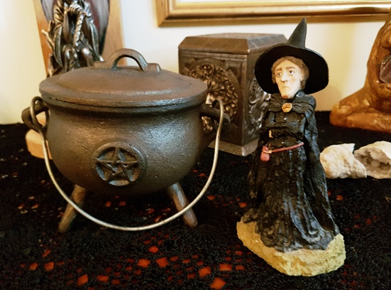 why i am a witch rachel patterson