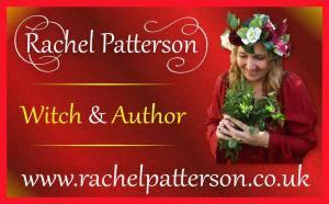 Rachel Patterson witch author