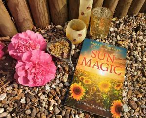 pagan portals sun magic, rachel patterson
