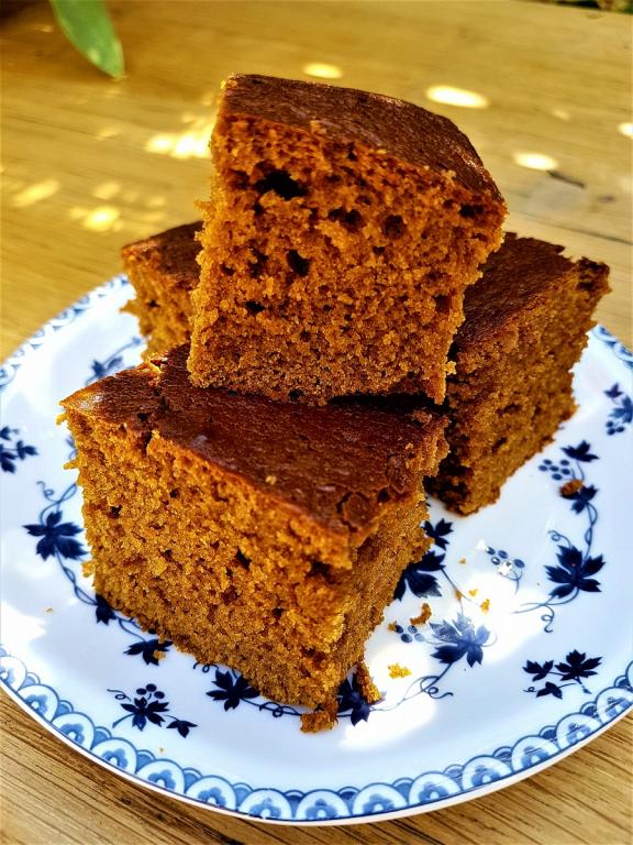 gingerbread cake, kitchen witch, rachel patterson