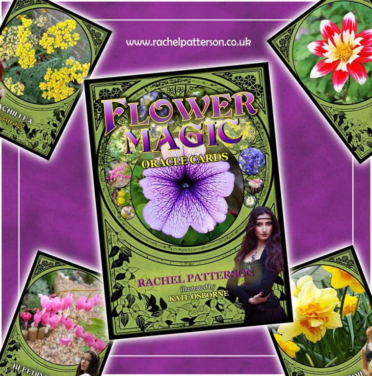 flower magic oracle rachel patterson
