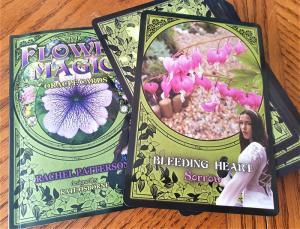 flower magic oracle, kitchen witch, rachel patterson