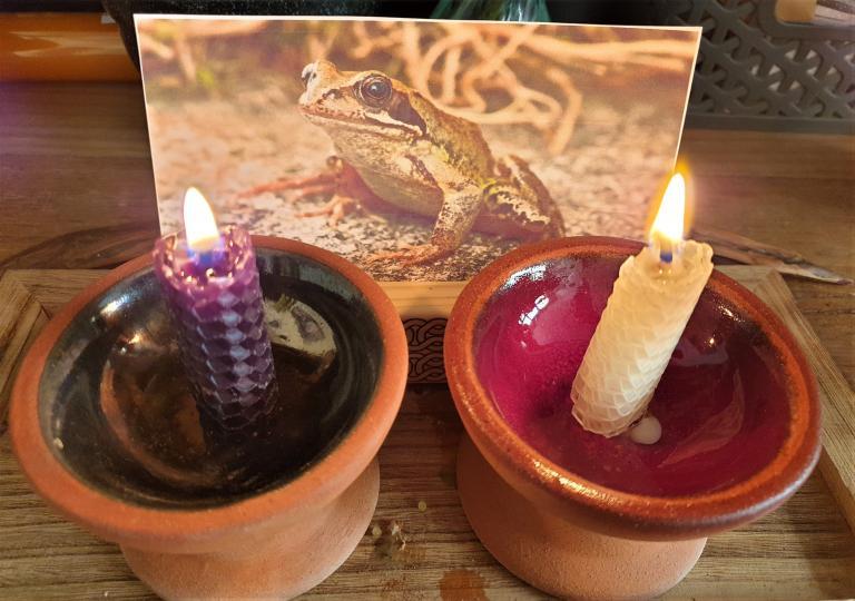 waxing gibbous moon magic, rachel patterson, kitchen witch