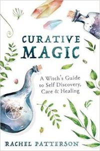 curative magic, kitchen witch, rachel patterson, llewellyn