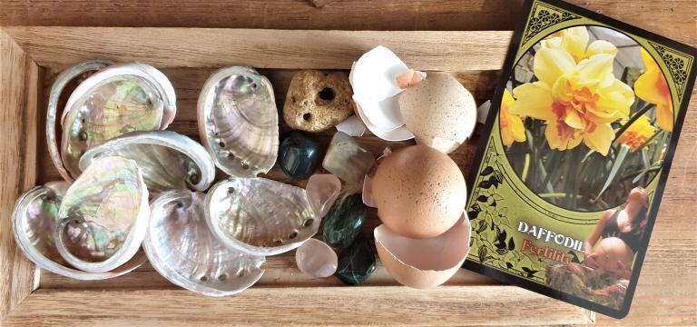 kitchen witch, rachel patterson, fertility spells