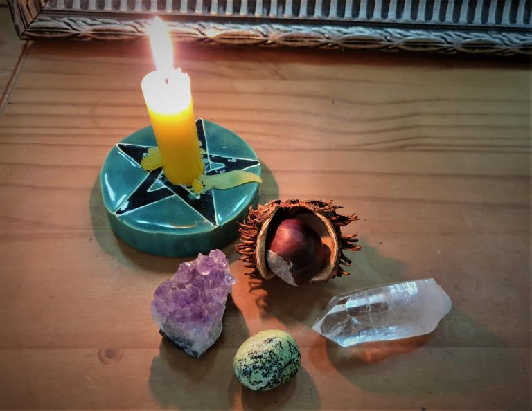 create your own retreat, rachel patterson, kitchen witch
