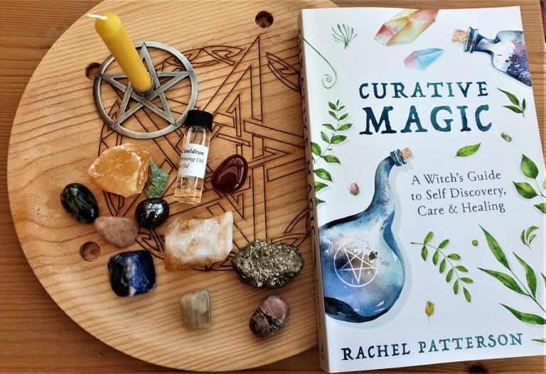 curative magic, rachel patterson, kitchen witch, self esteem