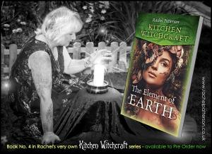 element of earth, kitchen witchcraft, rachel patterson