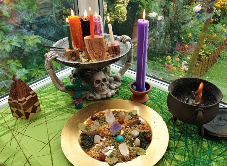 element of earth, kitchen witch, rachel patterson