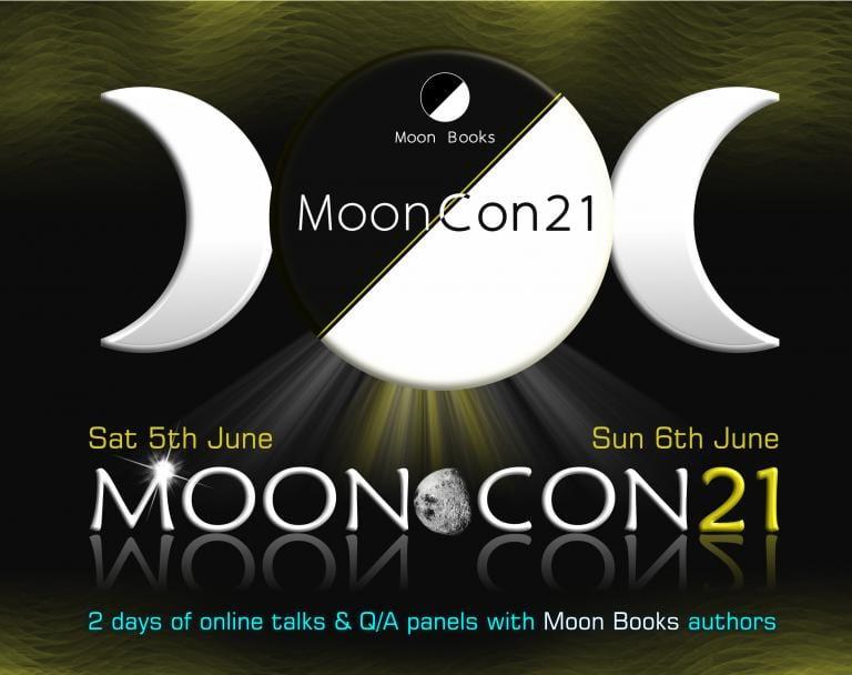 mooncon21, rachel patterson, kitchen witch, moon books