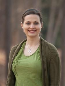 CBF field personnel Jessica Hearne
