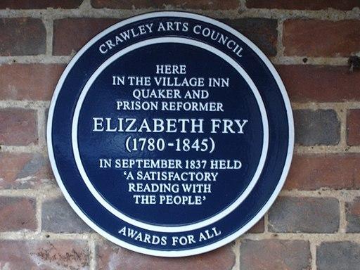 Elizabeth Gurney Fry