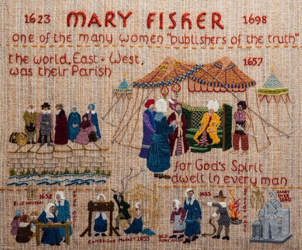 mary fisher