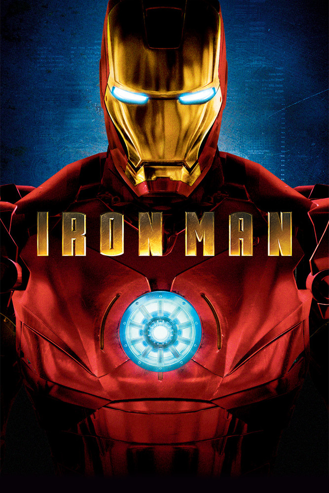 Iron Man 2008 Jim Erwin