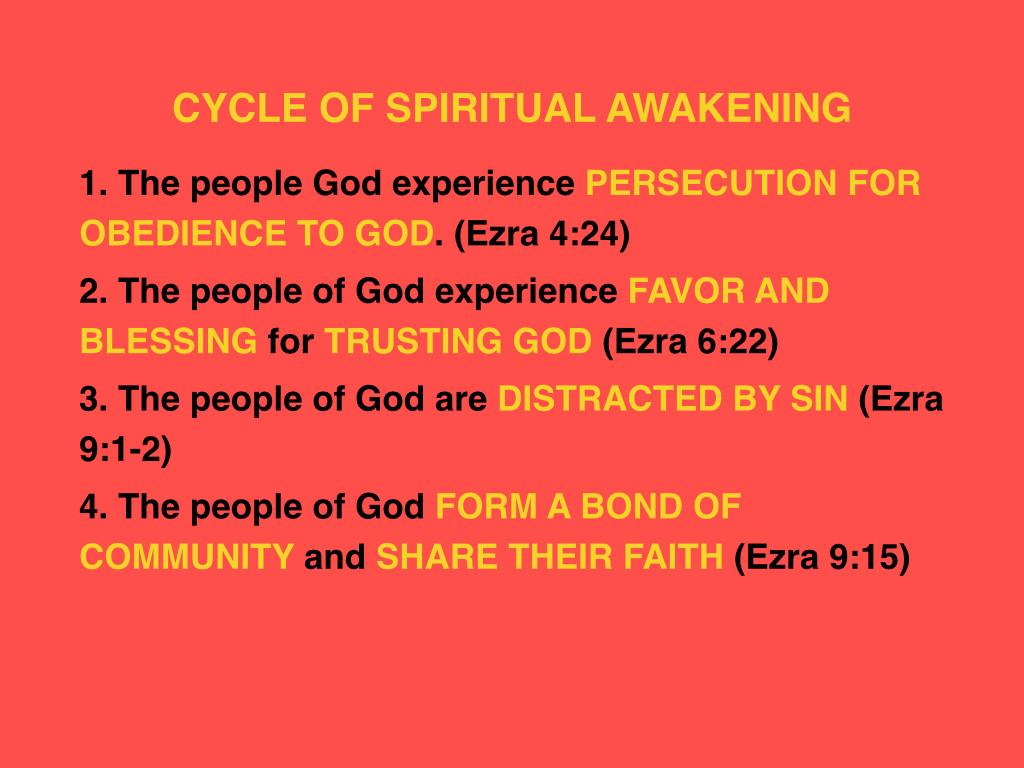 Ezra 09 0115 Preparing for Spiritual Awakening PPT (20150816) WFBC SM.005