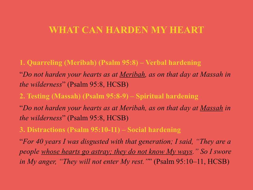 Psalm 95 0111 Learning to Worship with My Heart PPT (20150927) WFBC SM.004