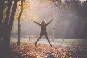 How God's Love Helps Me Lead a Life of Joy