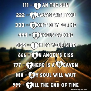 Repetitive Numbers: Spirit Signs? | Jay Lane