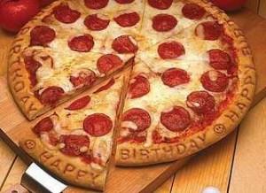 Happy Birthday Pizza by Coal114 @ zrats.com