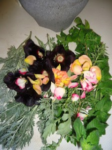 Herbs and flowers every Witch should have in her garden | Annwyn Avalon