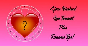 weekend love forecast banner