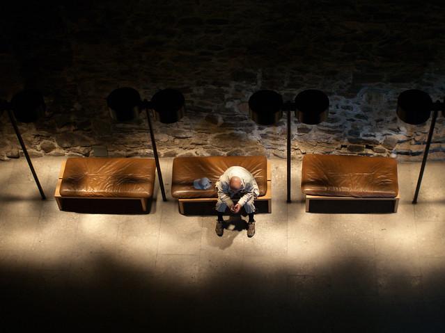 Listening to Sacred Stillness: Time Alone With Stillness