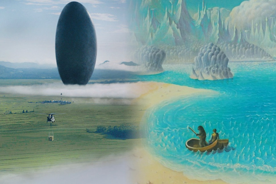 Arrival to the Silent Planet