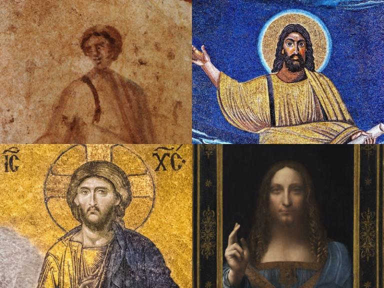 The 4 Jesuses I Love (And I Don't Mean the 4 Gospels)