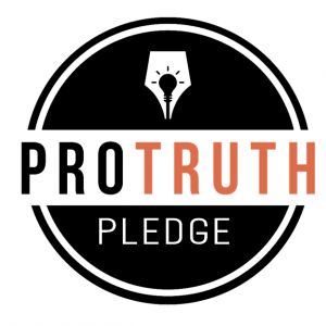 Pro-Truth Pledge logo (Pro-Truth Pledge, used with permission)
