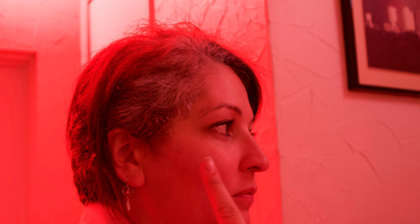 Red Finger of Anger