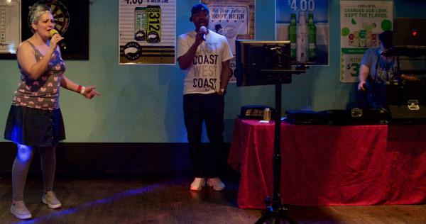 Karaoke in Safety
