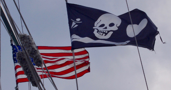 """Piracy Is Patriotic"" by Pat Green"