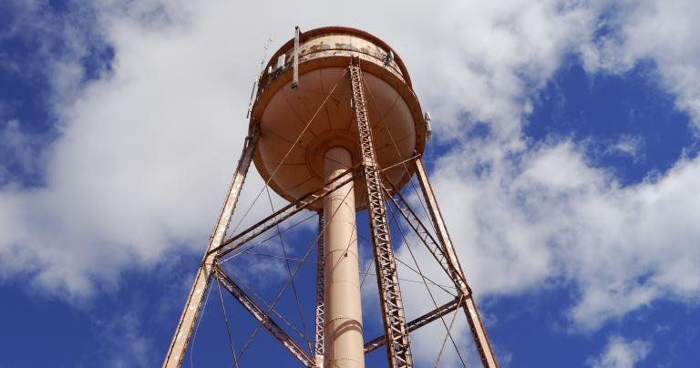 Perspective Water Tower