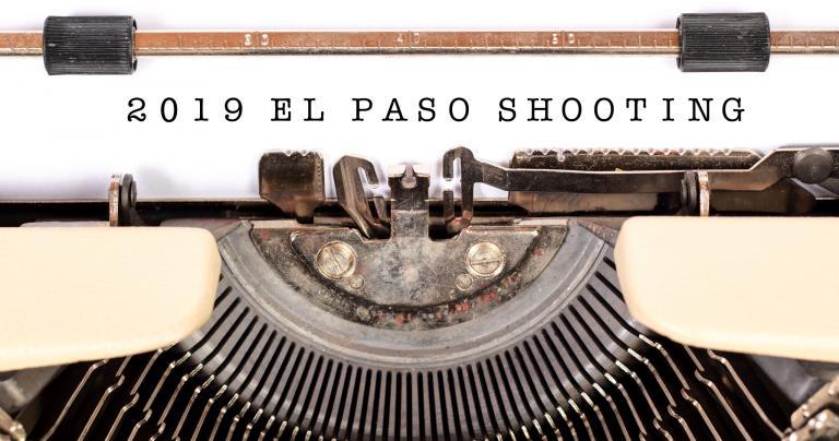 2019 El Paso Shooting