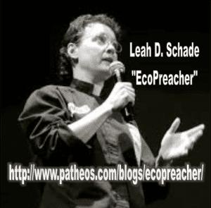 Leah Schade, EcoPreacher