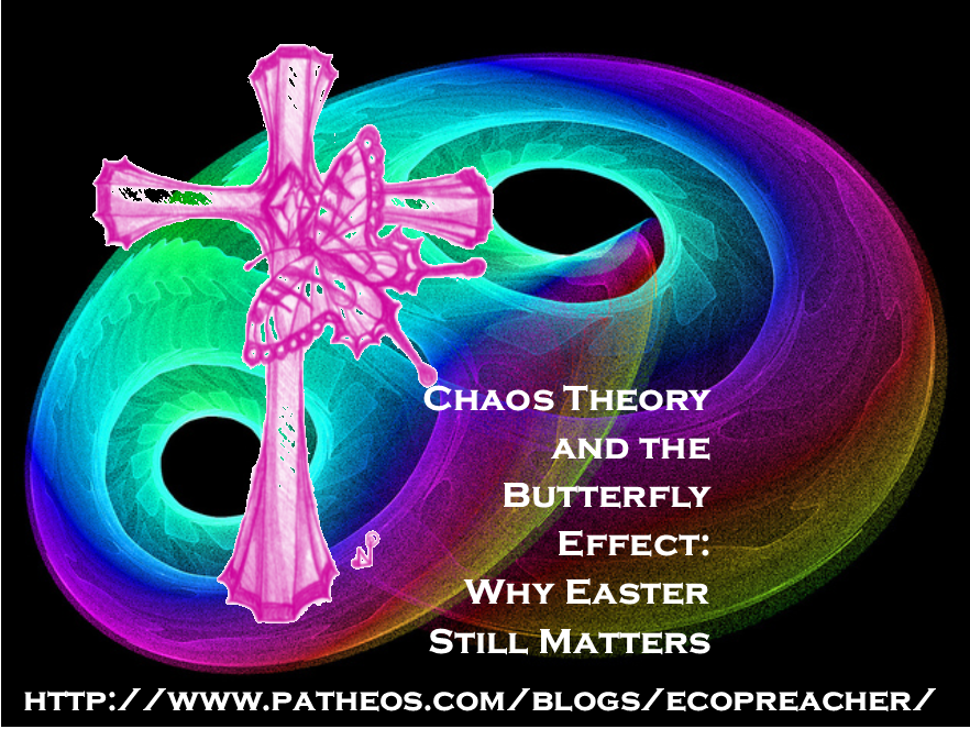 chaos theory, butterfly, easter