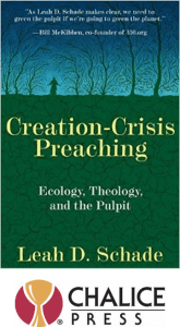 creation crisis preaching and chalice press