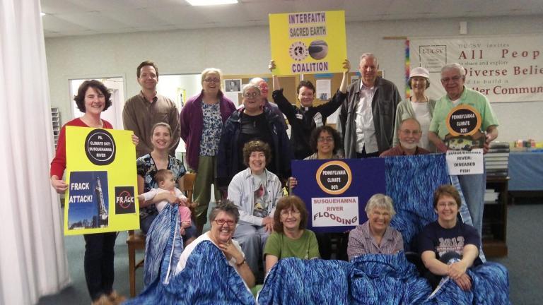 Interfaith Sacred Earth Coalition of the Susquehanna Valley (Pennsylvania), 2012